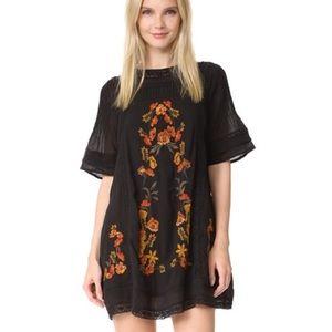 Perfectly Victorian Mini Dress